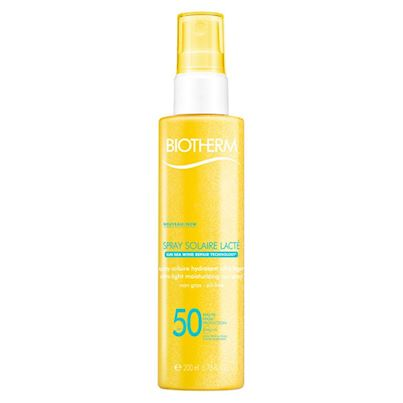 Sun Lait Corps Spray Spf 50