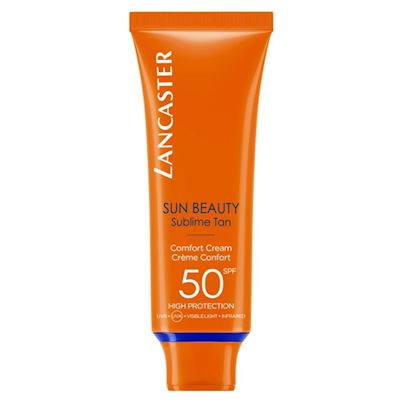 Lancaster Sun Beauty Sublime Tan Comfort Cream SPF 50