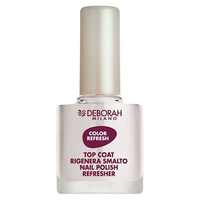 Deborah Nail Care Focus Top Coat Refresh Trasparente