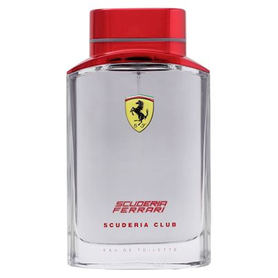 Ferrari Scuderia Club Red Eau De Toilette