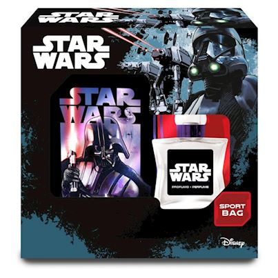 Bambini Star Wars Cofanetto Edt 50 Ml + Zainetto