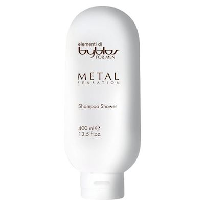 Byblos For Men Leather Sensation Shampoo Shower