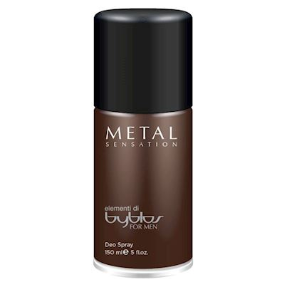Byblos For Men Metal Sensation Deo Spray