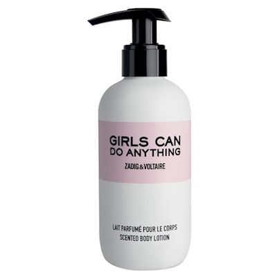 Girls Can Do Anything Body Lotion