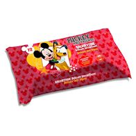 Mickey And Friends Salviette Rinfrescanti Umidificate 72Pz