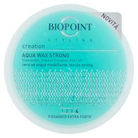 Biopoint Styling Sculptor Aqua Wax Strong