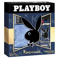 Cofanetto Window Box King Of De Game Eau De Toilette 100 Ml + Deodorante Spray 150 Ml