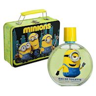 Minions Eau de Toilette 100 ml + Valigetta in Latta