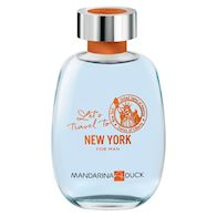New York For Man Eau de Toilette
