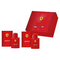 Cofanetto Scuderia Red
