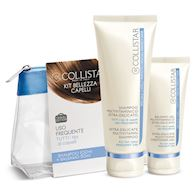 Kit Bellezza Capelli Travel Edition Uso Frequente