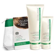 Kit Bellezza Capelli Travel Edition Volume e Vitalità