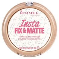 Insta Fix - Matte Translucent Powder