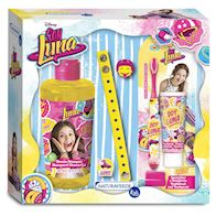 Soy Luna Shower Gel 250 ml + Dentifricio + Spazzolino + Bracciale