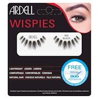 Wispies 600 Black - Ciglia Finte