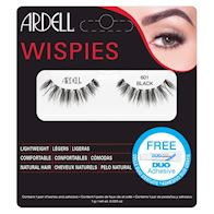 Wispies 601 Black - Ciglia Finte