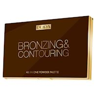 Bronzing - Contouring All in One Powder Palette