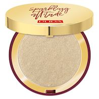 COMPACT FACE HIGHLIGHTER - SPARKLING ATTITUDE