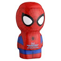 SPIDER-MAN 2 IN 1 SHOWER GEL - SHAMPOO