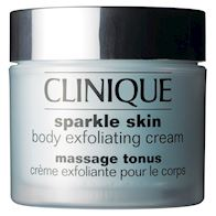 Body Sparkle Skin Exfoliating Cream