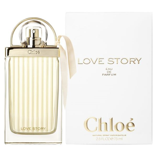 Chloé Love Story Eau De Parfum - Spray 75 ML