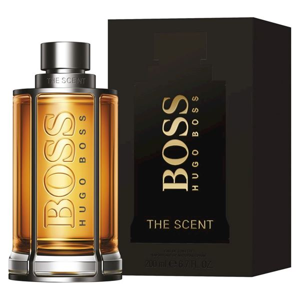 Hugo Boss The Scent Eau De Toilette - Spray 200 ML