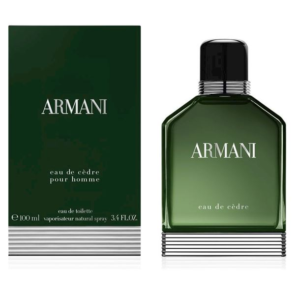 Giorgio Armani Eau De Cedre - Spray 100 ML