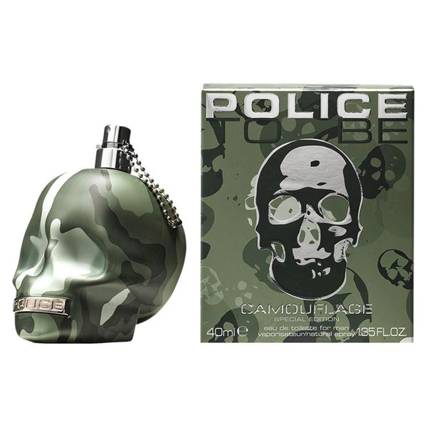 Police To Be Camouflage Eau De Toilette - Spray 40 ML