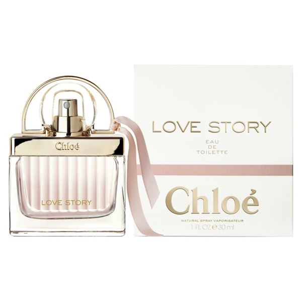 Chloé Love Story Eau De Toilette - Spray 30 ML