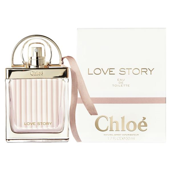 Chloé Love Story Eau De Toilette - Spray 50 ML