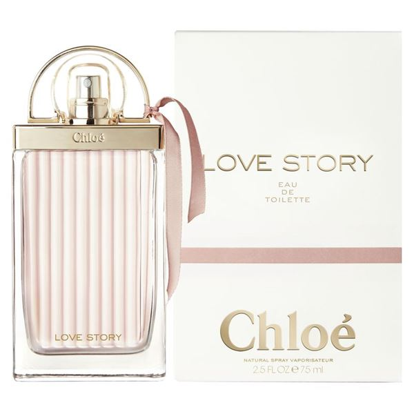 Chloé Love Story Eau De Toilette - Spray 75 ML