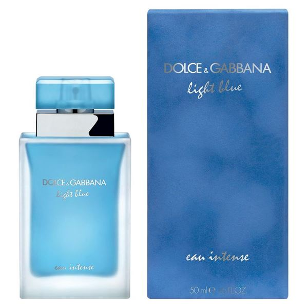 Dolce & Gabbana Light Blue Eau Intense - Spray 50 ML