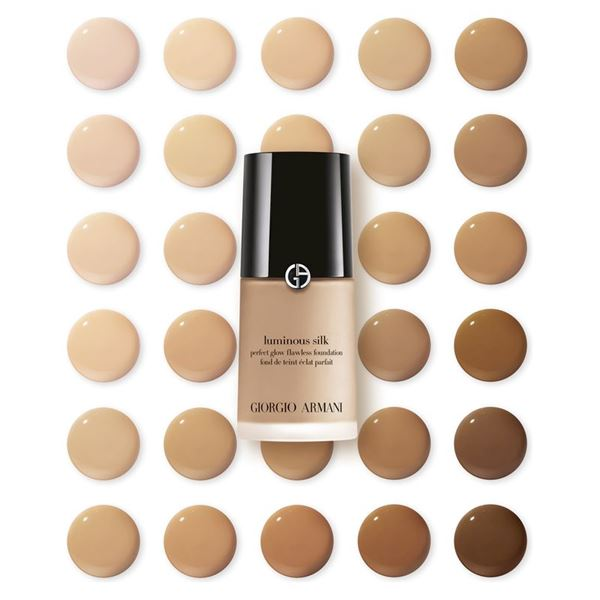 Giorgio Armani Luminous Silk Foundation - 5 - Warm Beige