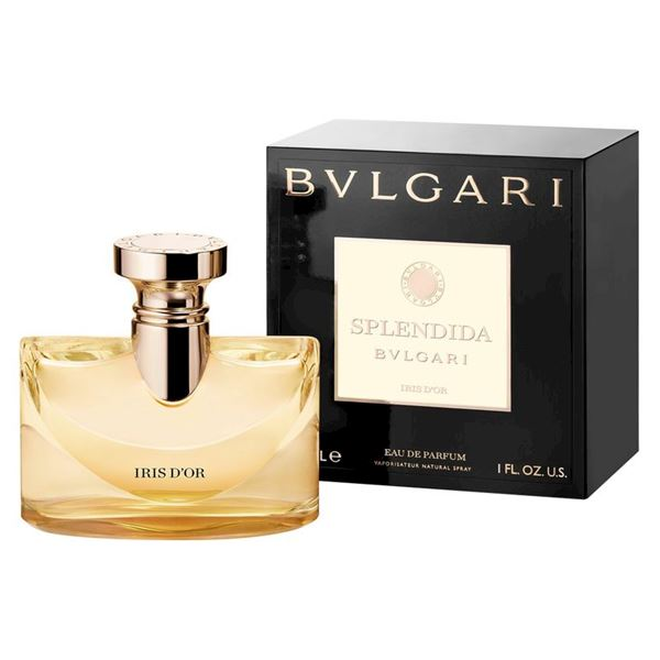 Bulgari Splendida Iris D'or Eau de Parfum - Spray 30 ML