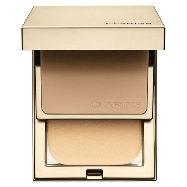 Clarins Everlasting Compact Foundation - 112 - Amber