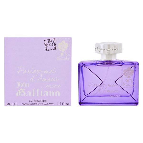 John Galliano Parlez-Moi D'Amour Encore Eau de Toilette - Spray 50 ML