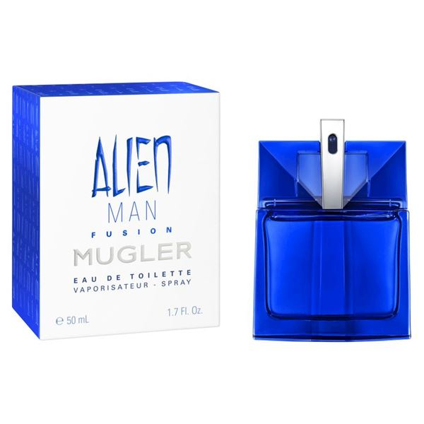 Mugler Alien Man Fusion Eau De Toilette - Spray 50 ML