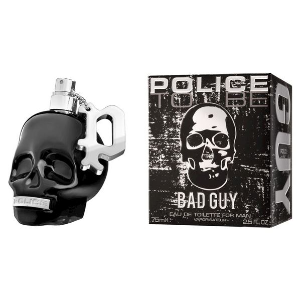 Police TO BE BAD GUY EAU DE TOILETTE FOR MAN - Spray 75 ML