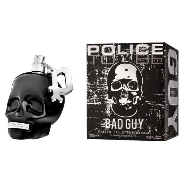 Police TO BE BAD GUY EAU DE TOILETTE FOR MAN - Spray 125 ML