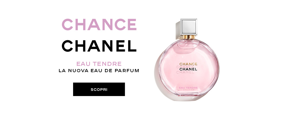 CHANCE EAU TENDRE di CHANEL.
