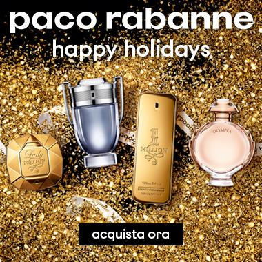 Con Paco Rabanne l'esclusiva weekend bag